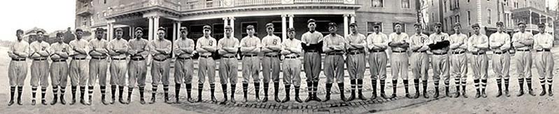 Brooklyn Trolley-Dodgers (1911 team photo)