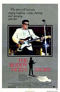 <i>The Buddy Holly Story</i> 1978 film by Steve Rash