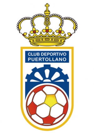 CD Puertollano - Image: CD Puertollano logo