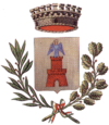 Coat of arms of Castelsantangelo sul Nera
