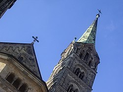 Bamberg Cathedral.