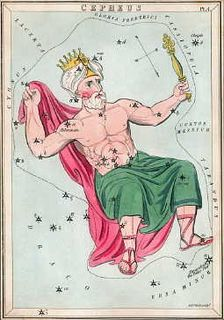 Cepheus (father of Andromeda) King of Jaffa