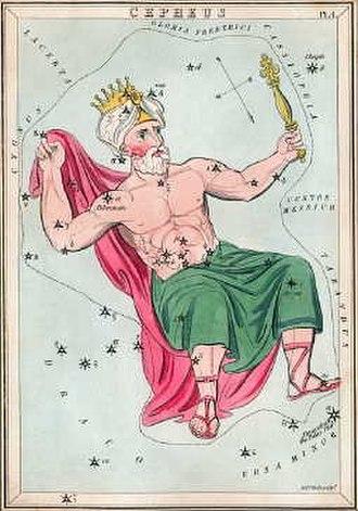 Cepheus of Ethiopia - Image: Cepheusurania