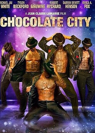 Chocolate City (film) - Theatrical release poster
