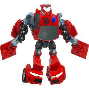 Cliffjumper - Animated Cliffjumper toy