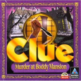 Clue (1998 video game) - Boxart