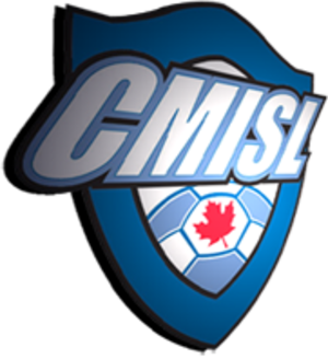 Canadian Major Indoor Soccer League - Image: Cmisl Logo