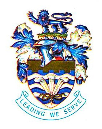 Coat of arms of Penang - Coat of arms of the City Council of George Town