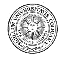 Logotipo da Colby University