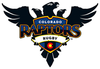 Colorado Raptors Professional Rugby Union Team from Glendale, Colorado