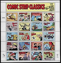 Commemorative Comic Strip Classics