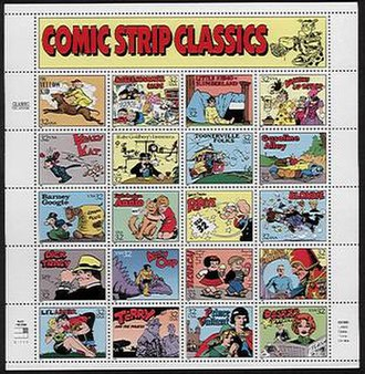 Comic Strip Classics - Commemorative Comic Strip Classics