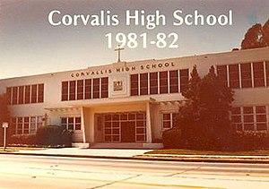 Corvallis High School California Wikipedia