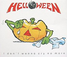 Cover of I Don't Wanna Cry No More (single).jpg