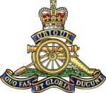 Crest of the Royal Regiment of Canadian Artillery.png
