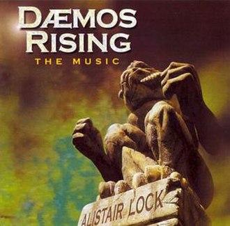 Dæmos Rising - Image: DAEMOS RISING CD