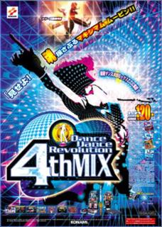 <i>Dance Dance Revolution 4thMix</i>