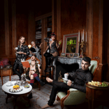 DNCE - DNCE (Official Album Cover).png
