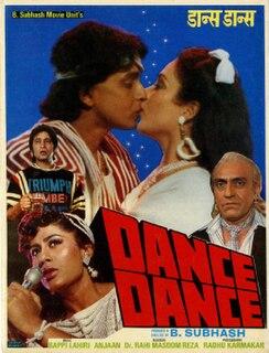 <i>Dance Dance</i> (film) 1987 film by Babbar Subhash