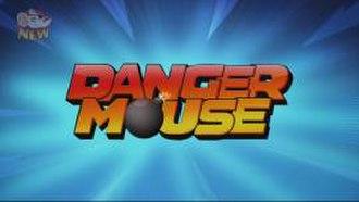 Danger Mouse (2015 TV series) - Image: Dangermouse title 2015