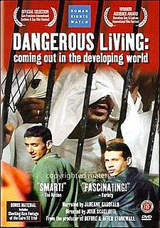 <i>Dangerous Living: Coming Out in the Developing World</i>