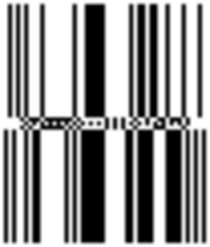 GS1 DataBar - Image: Databar stacked omni