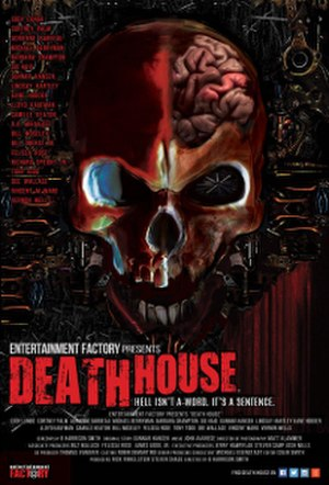 Death House - Theatrical release poster