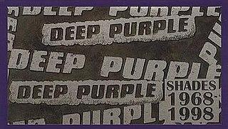 <i>Shades 1968–1998</i> 1999 box set by Deep Purple