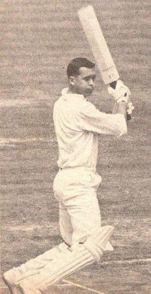Denis Lindsay - Denis Lindsay batting