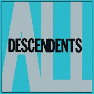 All (Descendents album) - Image: Descendents All cover