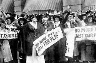 Actors' Equity Association - Image: Dressler Barrymore 1919