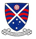 The Drummond and Smith Crest