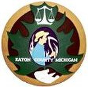 Eaton County, Michigan - Image: Eaton County mi seal