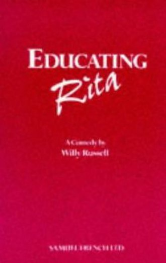 Educating Rita - Samuel French acting edition cover
