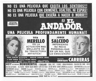 1967 film by Enrique Carreras
