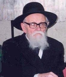 Eliezer Waldenberg - Wikipedia