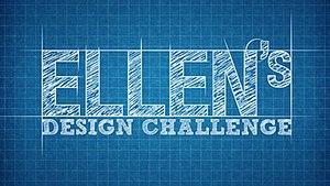 Ellen's Design Challenge - Image: Ellen's Design Challenge logo