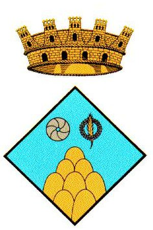 Sant Feliu de Codines - Image: Escut Sant Feliu de Codines