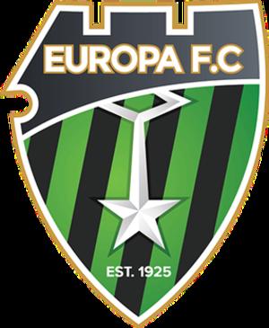 Europa F.C. - Image: Europa FC logo
