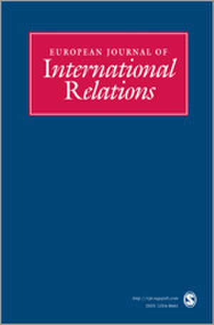 European Journal of International Relations - Image: European Journal of International Relations