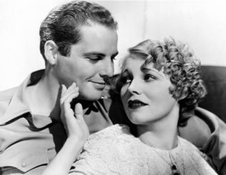 Muriel Evans - Muriel Evans with James Ellison in the 1936 film Three on the Trail