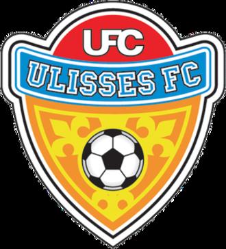 Ulisses FC - Image: FC Ulisses Logo