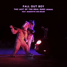 Fall Out Boy The Last of the Real Ones Remix.jpg