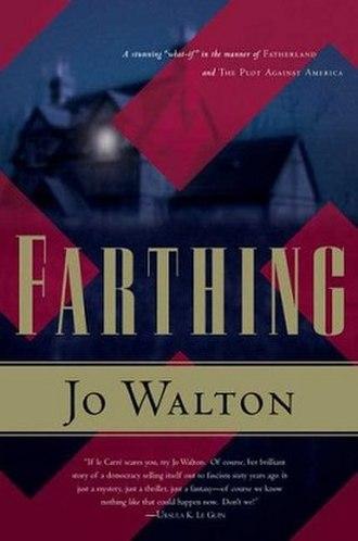 Farthing (novel) - Tor Books hardcover