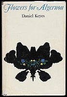 Picture of a book: Flowers For Algernon