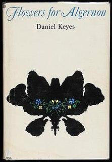 <i>Flowers for Algernon</i> Science fiction short story and novel by Daniel Keyes