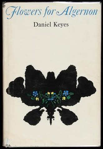 Flowers for Algernon - First edition cover