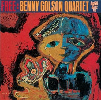 Free (Benny Golson album) - Image: Free (Benny Golson album)