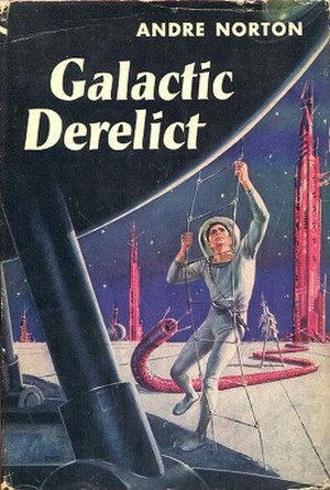 Galactic Derelict - First edition