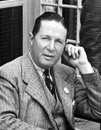 George A. Garrett - Garrett in 1938